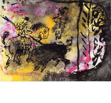 PEPE HILLO :: La tauromachie ou l'art de toréer
